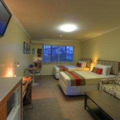 Отель Tropixx Motel & Restaurant комната для гостей