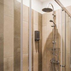 Отель Dynasta Central Suites ванная