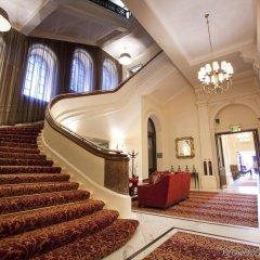 Отель Amba Hotel Charing Cross Великобритания, Лондон - 2 отзыва об отеле, цены и фото номеров - забронировать отель Amba Hotel Charing Cross онлайн интерьер отеля