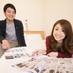 Отель Heiwadai Hotel Tenjin Япония, Фукуока - отзывы, цены и фото номеров - забронировать отель Heiwadai Hotel Tenjin онлайн в номере