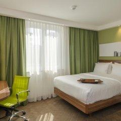 Отель Hampton by Hilton Frankfurt City Centre Messe комната для гостей фото 2