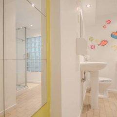 Отель Geekco Hostel Португалия, Пениче - отзывы, цены и фото номеров - забронировать отель Geekco Hostel онлайн ванная фото 2