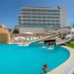 Отель Villa Luz Family Gourmet All Exclusive бассейн