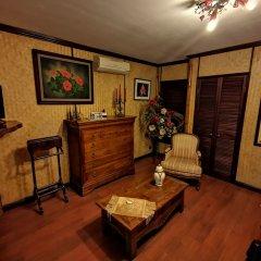Отель Hôtel Fenua Mata'i'oa комната для гостей фото 4