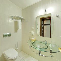 Гостиница Турист ванная фото 2