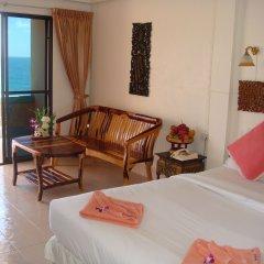 Отель Baan Karon Hill Phuket Resort комната для гостей фото 4