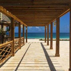 Отель Beach Rock Condo Boutique Доминикана, Пунта Кана - отзывы, цены и фото номеров - забронировать отель Beach Rock Condo Boutique онлайн приотельная территория