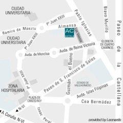 Отель AC Hotel Los Vascos by Marriott Испания, Мадрид - отзывы, цены и фото номеров - забронировать отель AC Hotel Los Vascos by Marriott онлайн городской автобус