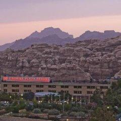 Отель Crowne Plaza Resort Petra Иордания, Вади-Муса - отзывы, цены и фото номеров - забронировать отель Crowne Plaza Resort Petra онлайн