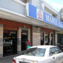Отель Mabul Inn Semporna парковка