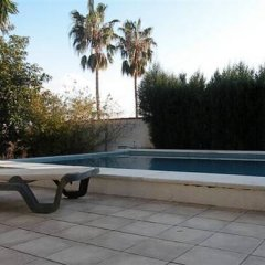 Hotel Villa Bensusan Ла-Побла-де-Вальбона бассейн
