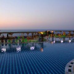 Отель Aqua Sun Village Греция, Херсониссос - отзывы, цены и фото номеров - забронировать отель Aqua Sun Village онлайн бассейн фото 2