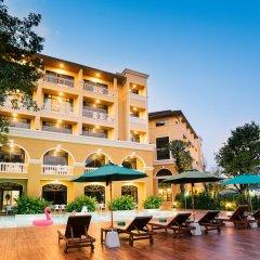 Отель Hula Hula Anana Таиланд, Краби - отзывы, цены и фото номеров - забронировать отель Hula Hula Anana онлайн бассейн фото 2