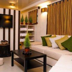 Экологический отель Villa Pinia Одесса комната для гостей фото 5