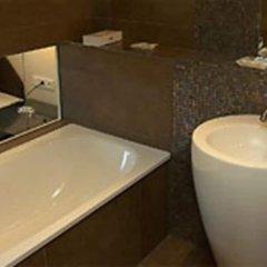 Hotel Lechnerhof Унтерфёринг ванная