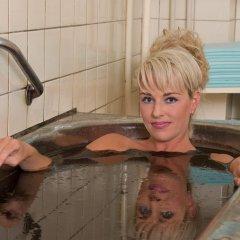 Отель Metropol Чехия, Франтишкови-Лазне - отзывы, цены и фото номеров - забронировать отель Metropol онлайн сауна