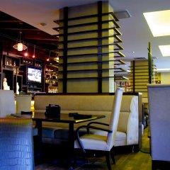 Отель Sandman Hotel Vancouver City Centre Канада, Ванкувер - отзывы, цены и фото номеров - забронировать отель Sandman Hotel Vancouver City Centre онлайн интерьер отеля