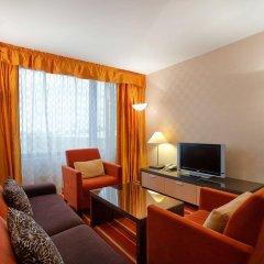 Гостиница Azimut Moscow Olympic комната для гостей фото 5