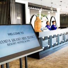 Отель Champa Island Nha Trang Resort Hotel & Spa Вьетнам, Нячанг - 1 отзыв об отеле, цены и фото номеров - забронировать отель Champa Island Nha Trang Resort Hotel & Spa онлайн парковка