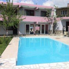 Sunrise Aya Hotel Турция, Памуккале - отзывы, цены и фото номеров - забронировать отель Sunrise Aya Hotel онлайн бассейн