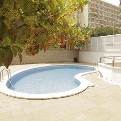 Отель Apartamentos Villa de Madrid Испания, Бланес - отзывы, цены и фото номеров - забронировать отель Apartamentos Villa de Madrid онлайн бассейн