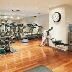 Отель Crowne Plaza London Kensington фитнесс-зал