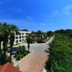 Hotel Golden Sun - All Inclusive парковка