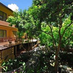 Отель Samui Laguna Resort Таиланд, Самуи - 7 отзывов об отеле, цены и фото номеров - забронировать отель Samui Laguna Resort онлайн балкон