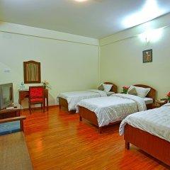Отель Crown Himalayas Непал, Покхара - отзывы, цены и фото номеров - забронировать отель Crown Himalayas онлайн комната для гостей