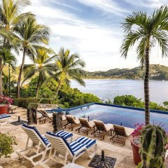 Отель WorldMark Zihuatanejo Мексика, Сиуатанехо - отзывы, цены и фото номеров - забронировать отель WorldMark Zihuatanejo онлайн бассейн