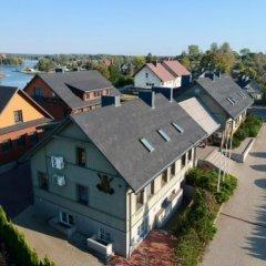 Отель Rowing Hotel - Academia Remigum Литва, Тракай - отзывы, цены и фото номеров - забронировать отель Rowing Hotel - Academia Remigum онлайн парковка