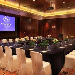 Отель Sheraton Shenzhen Futian Hotel Китай, Шэньчжэнь - отзывы, цены и фото номеров - забронировать отель Sheraton Shenzhen Futian Hotel онлайн помещение для мероприятий фото 2