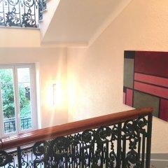 Отель Residence Lamartine балкон