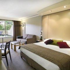Отель Lyon Métropole Франция, Лион - отзывы, цены и фото номеров - забронировать отель Lyon Métropole онлайн комната для гостей фото 5