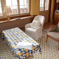 Отель Les Erables, Chalet комната для гостей фото 3
