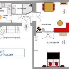 Отель 7th Heaven Vienna Center Apartments Австрия, Вена - отзывы, цены и фото номеров - забронировать отель 7th Heaven Vienna Center Apartments онлайн фото 9
