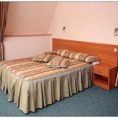 Гостиница Колибри Стандартный номер с двуспальной кроватью фото 20