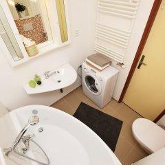 Отель Císarka apartment Чехия, Прага - отзывы, цены и фото номеров - забронировать отель Císarka apartment онлайн ванная