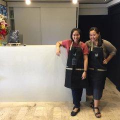 Отель Chingcha Bangkok Бангкок интерьер отеля