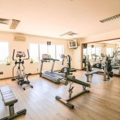 Saigon Halong Hotel фитнесс-зал