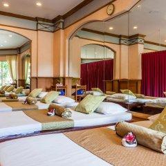 Отель Cholchan Pattaya Beach Resort фитнесс-зал фото 3