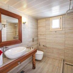 Отель Meltemi Village ванная