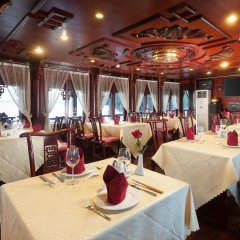 Отель Halong Royal Palace Cruise питание