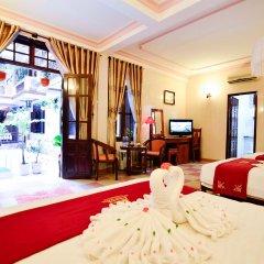 Отель Nhi Nhi Хойан интерьер отеля