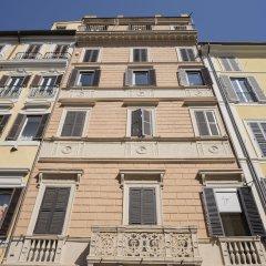 Отель Delsi Inn Piazza di Spagna 32 Италия, Рим - отзывы, цены и фото номеров - забронировать отель Delsi Inn Piazza di Spagna 32 онлайн вид на фасад