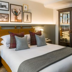 Отель Kimpton Charlotte Square Эдинбург комната для гостей фото 4