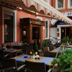 Отель City Partner Hotel Strauss Германия, Вюрцбург - отзывы, цены и фото номеров - забронировать отель City Partner Hotel Strauss онлайн питание фото 3
