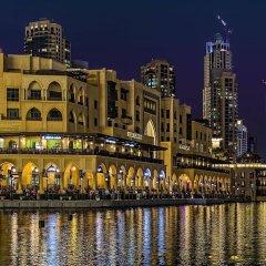 Апартаменты Downtown Al Bahar Apartments Дубай вид на фасад фото 3