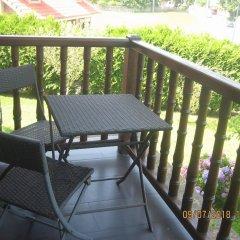Отель Posada de Suesa балкон