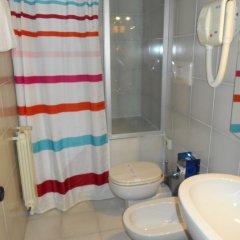 Cit Hotel Britannia Генуя ванная